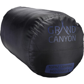Grand Canyon Topaz Camping Bed Cover L dark blue
